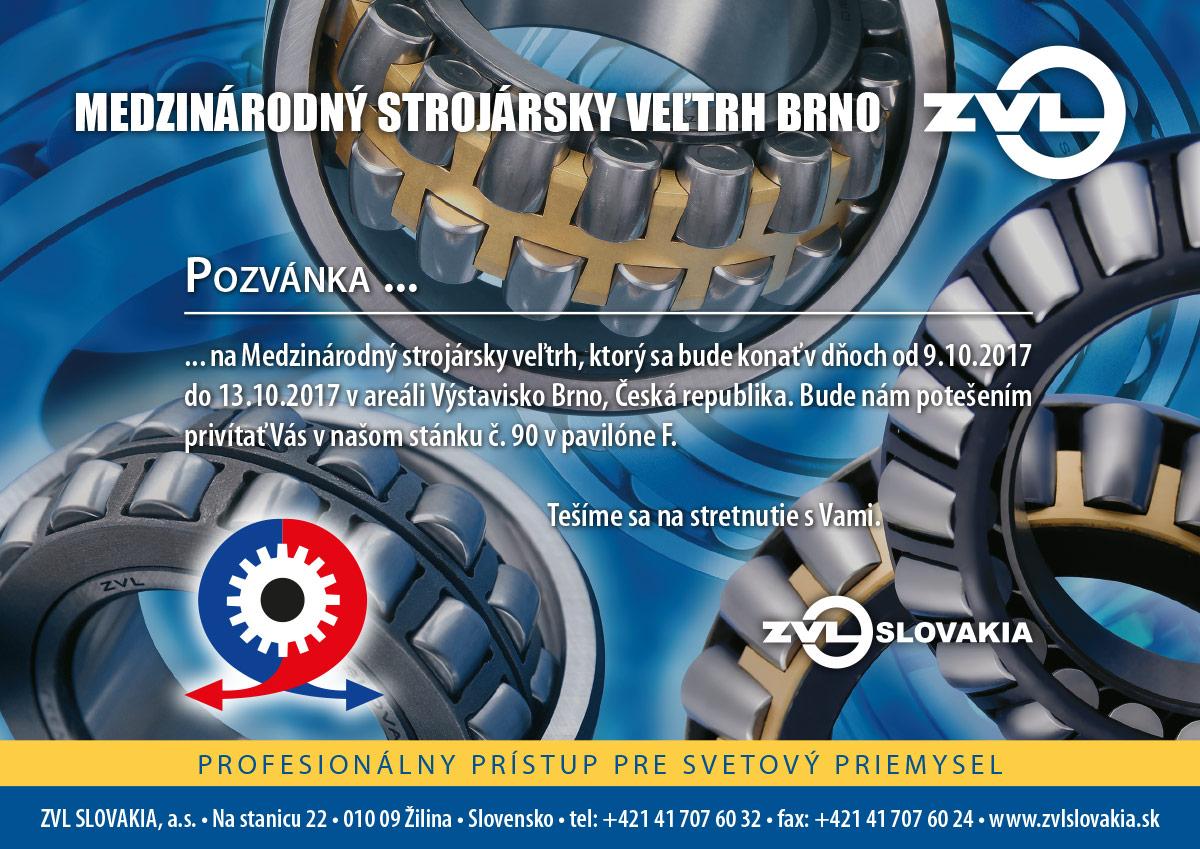 Medzinárodný strojársky veľtrh Brno 2017