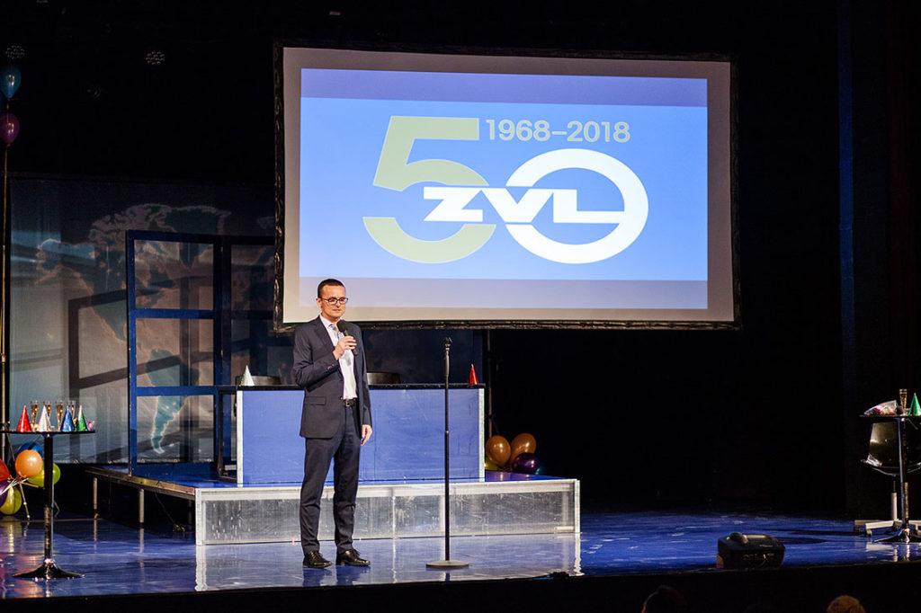 50. výročie_ZVL_kári v Mestskom divadle